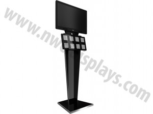 Brandstand Wave touch screen
