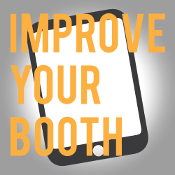 Utilizing Tablets to Improve Your Booth