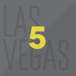 5 Big Trade Shows in Las Vegas