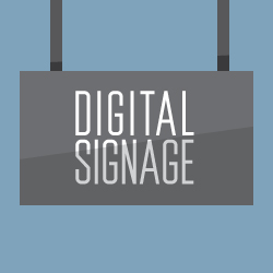 Digital Signage at Trade Shows