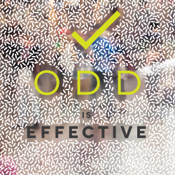 odd is effective at trade shows