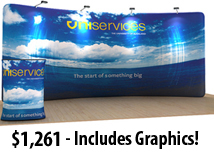 20 Foot Waveline Display