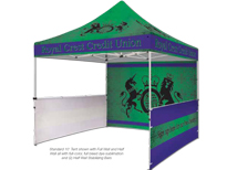 Showstopper Event Tents  sc 1 st  Northwest Creative Imaging & Outdoor Canopies | Event Tents - NWCI Displays