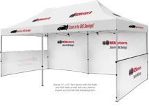 10x20 Deluxe Showstopper Tents  sc 1 st  Northwest Creative Imaging & Outdoor Canopies | Event Tents - NWCI Displays