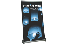 Phoenix Mini Table Top Banner