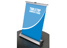 Table Top Banner Stands