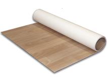 Rollable Vinyl And Rubber Flooring